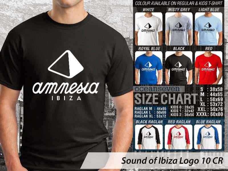 KAOS Musik Ibiza 21 Amnesia Ibiza distro ocean seven