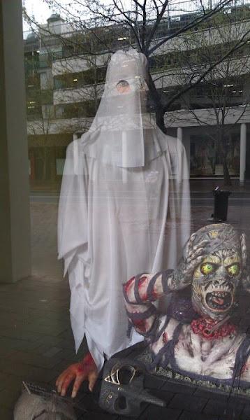 ghost or klan?