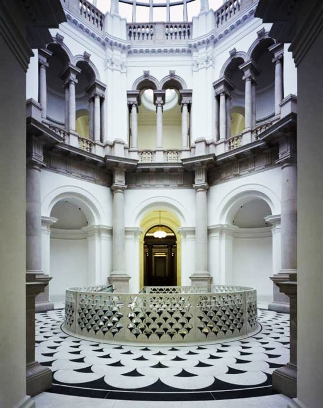 New Tate Britain by Caruso St John