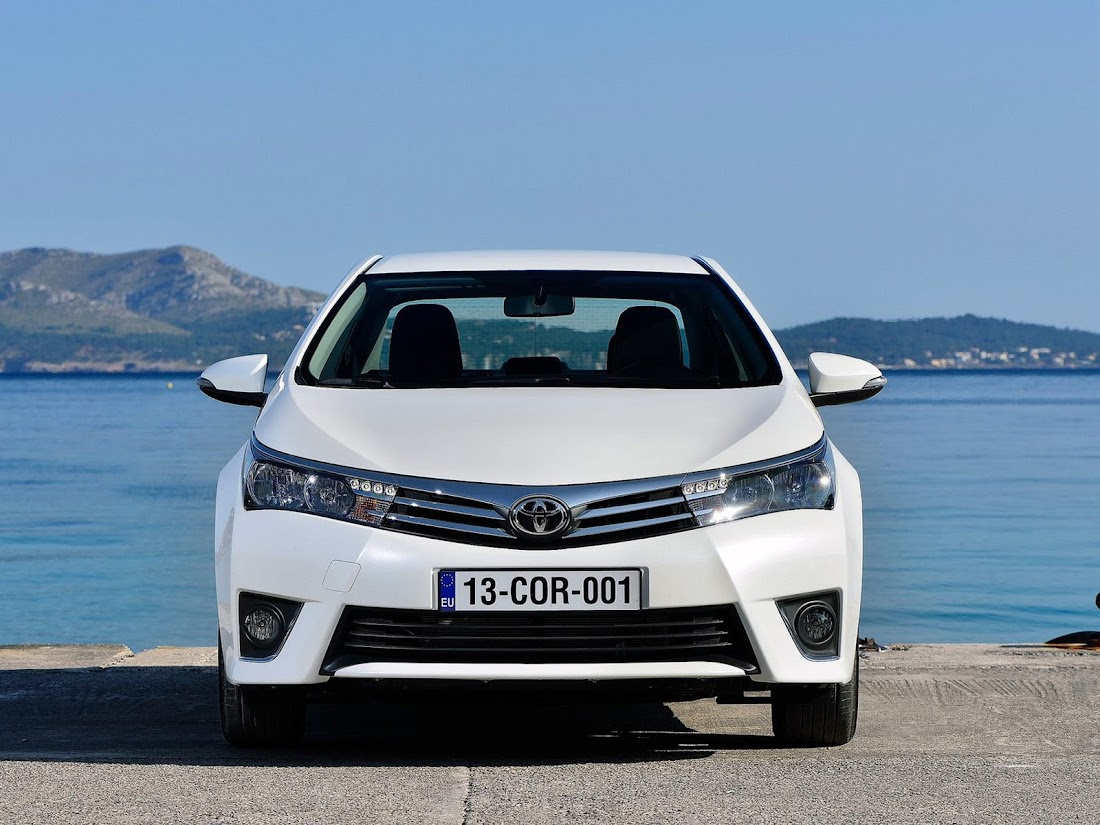 2014 Toyota Corolla EU-Version