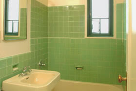 parkchester apartment and condominium bathroom