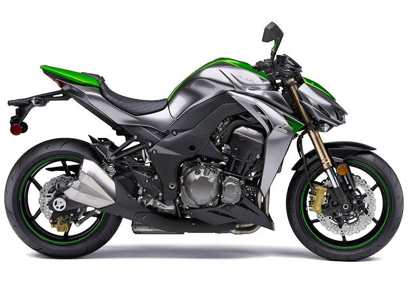 Kawasaki Z1000 - Spesifikasi Lengkap dan Harga