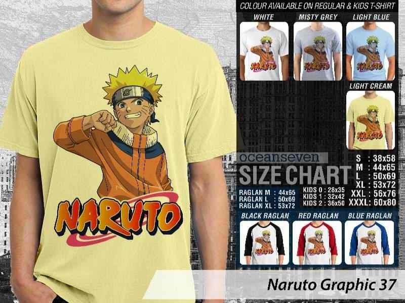 KAOS Naruto 37 Manga distro ocean seven