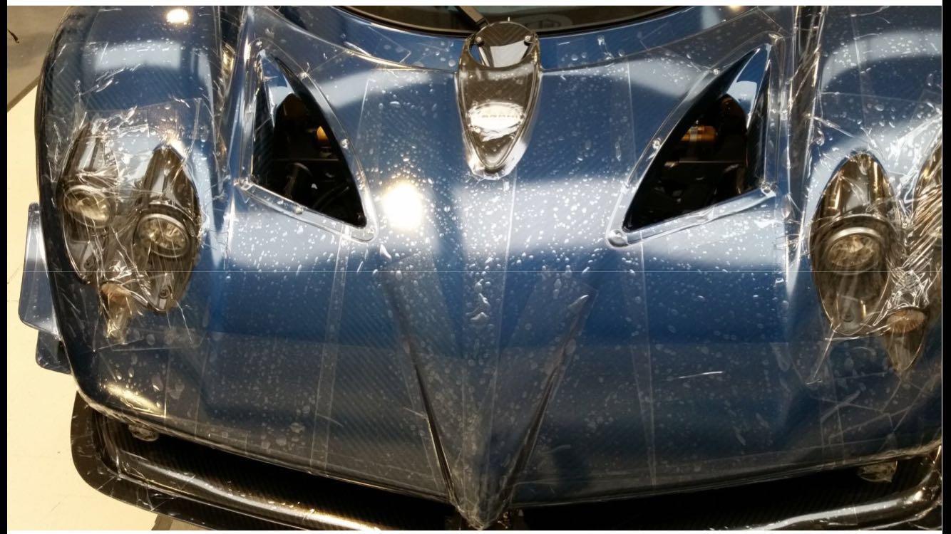 Siêu xe Pagani Zonda MD lộ diện với vẻ ngoài tuyệt đẹp