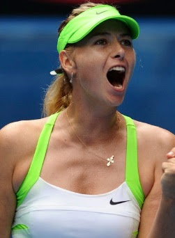 Sharapova Highest paid sportswomen 2013