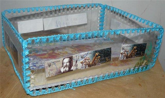 Изготовление пластиковой коробки своими руками 34