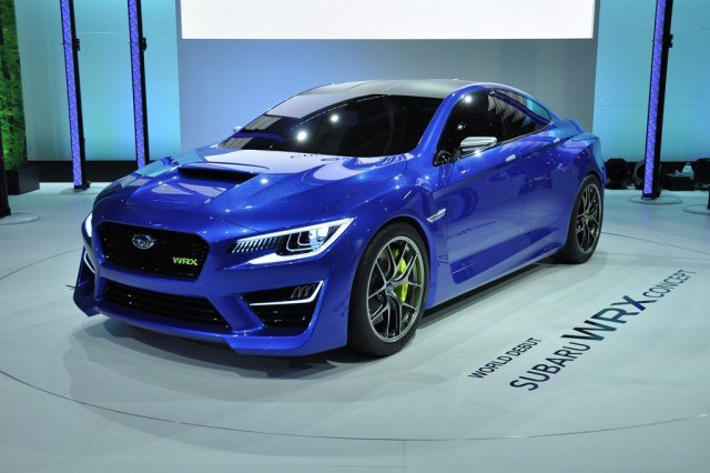 2017 Subaru WRX Engine Specs Review Car Price Concept