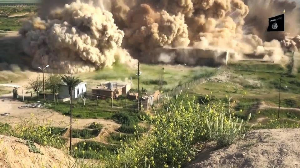 Iraq: UNESCO condemns 'mad' destruction of Nimrud