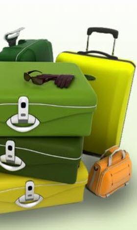 Un 9,1% más de equipajes de salida en el Aeropuerto de Barajas en 2015