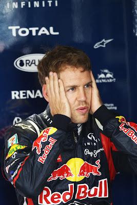 двойной фэйспалм Себастьяна Феттеля на Гран-при Японии 2011