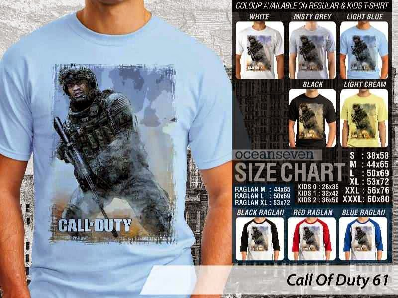 KAOS cod Call Of Duty 61 Game Series distro ocean seven