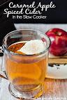 Caramel Apple Spiced Cider
