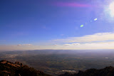 A View From Sant Joan - Montserrat, Spain