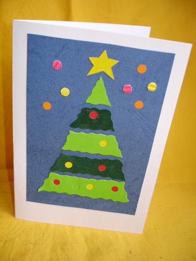 Картинки для новогодних открыток своими руками