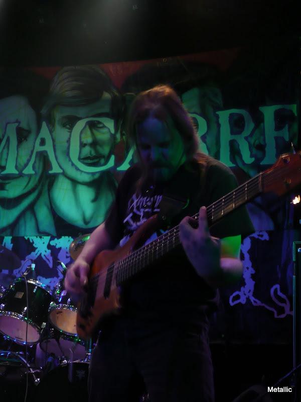 Macabre @ Le Forum, Vauréal 11/11/2010
