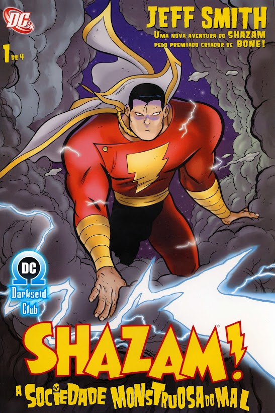 Shazam! - A Sociedade Monstruosa do Mal