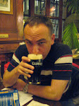 I had to get a picture of me drinking a Guinness in England!