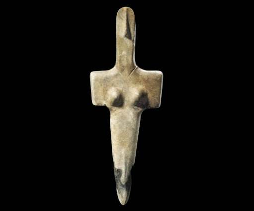 Auction of 4,500 year old Sardinian idol stopped