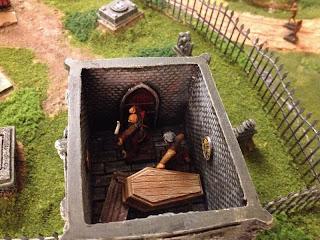 Kislevites search the next coffin