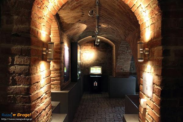Muzeum Ziemi Kościerskiej - podziemia