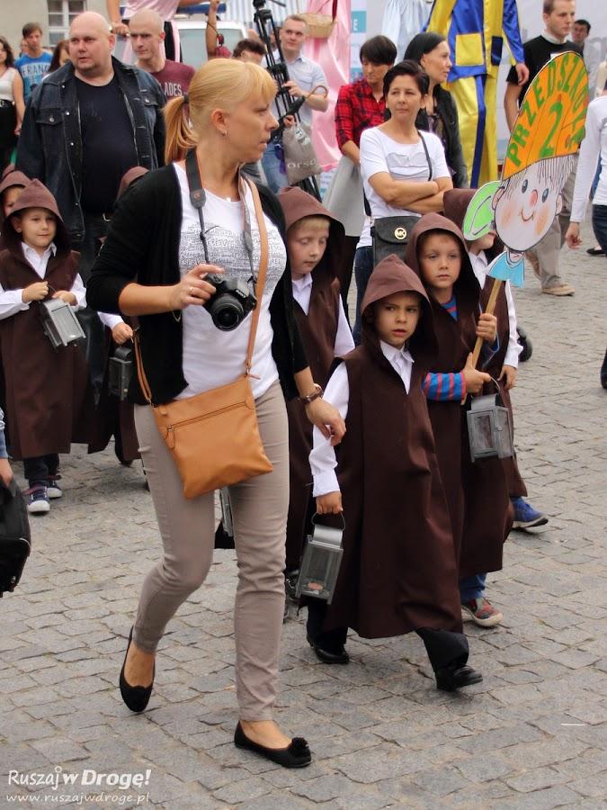 Uroczysta Parada - Jarmark Cysterski w Pelplinie