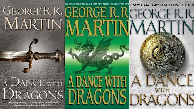 George rr martins a dance with dragons gets a release date: july 12