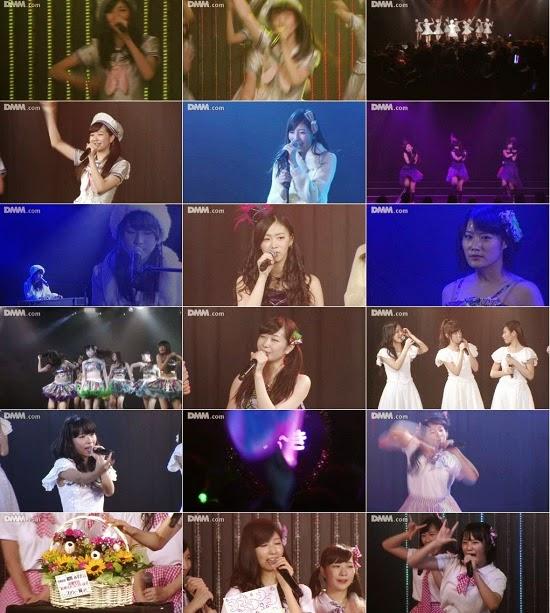 (LIVE)(公演) NMB48 チーム研究生 新公演 鵜野みずきの生誕祭 141126