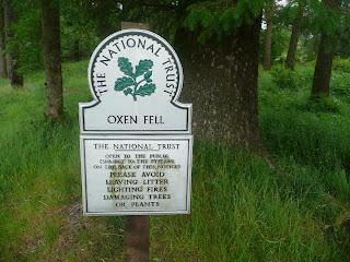 National Trust - Oxen Fell