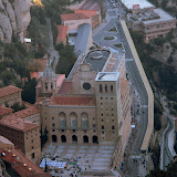 From Above - Montserrat, Spain