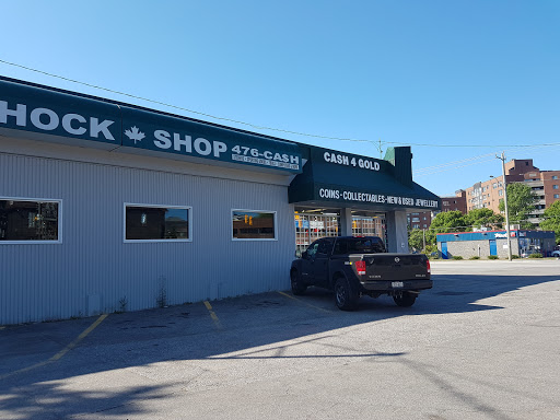 Hock Shop Canada, 614 Main St E, North Bay, ON P1B 1B9, Canada, Thrift Store, state Ontario