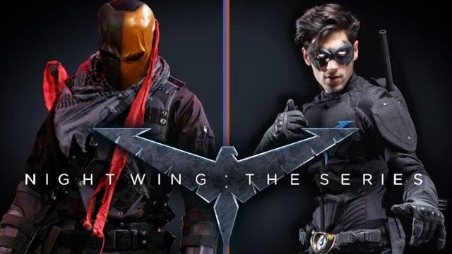 Süper kötü Olan Slade Wilson Bir partiyi masrafları isim eder ziyaretinde Kongre üyesini Öldürür, Nightwing Willy Wintergan Adinda Birine takip Cihazı yerlestirerek Deathstroke'u bulur.