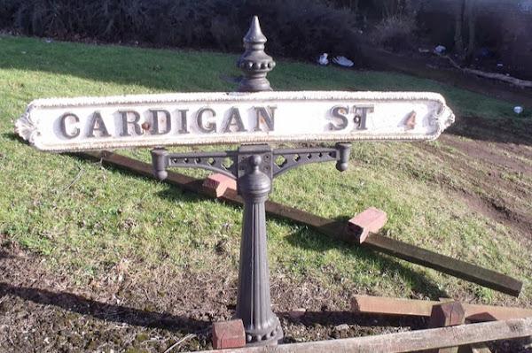 cardigan street