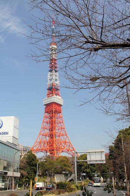 日本 東京 遊記 東京鐵塔 Tokyo Tower