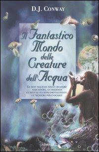 copertina_Il fantastico mondo delle Creature dell'Acqua