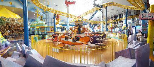 Galaxyland, Mall 2784, 4J2, 8882 170 St NW, Edmonton, AB T5T 4M2, Canada, Amusement Park, state Alberta
