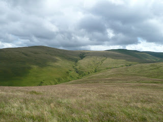 Looking to Brae Fell from Longlands Fell