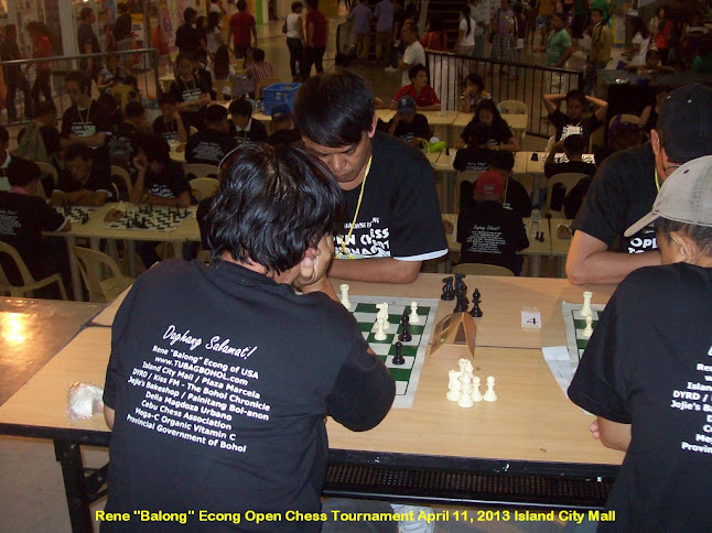 "Philippines-Bohol-Chess-Tournament-Balong-Econg00050 - All Set for Rene ""Balong"" Econg Open Chess Tournament Apr 11 - Sports and Fitness"