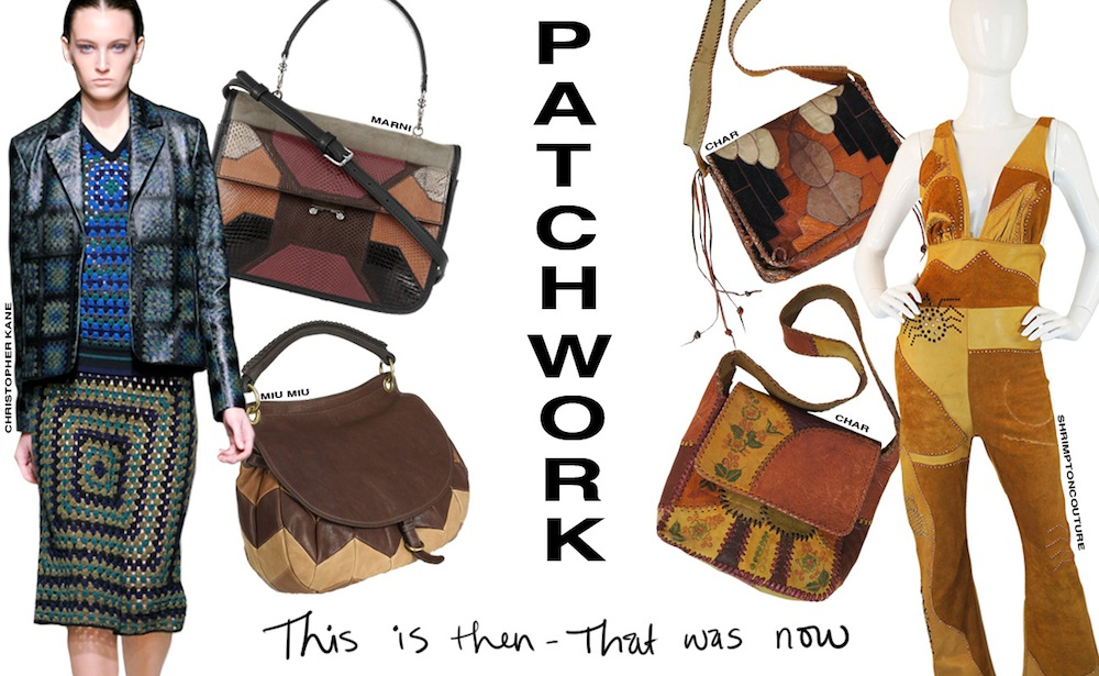 This is Then That was Now [Patchwork!]