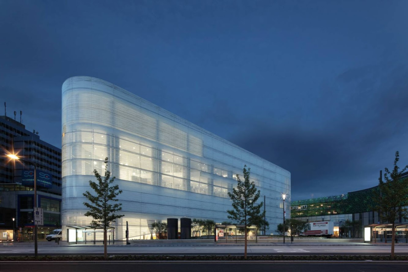 Mall Forum Mittelrhein by Benthem Crouwel Architects