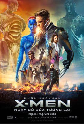 X-men: Ngày Cũ Của Tương Lai -  X-men: Days Of Future ...