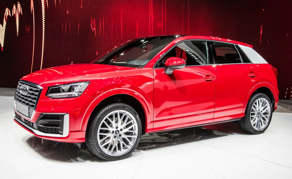 2017 Audi Q2 Crossover-SUV Offensive Start Car Review Specs