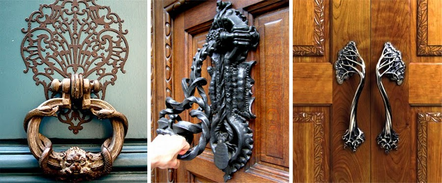 Dark Roasted Blend Esoteric Door Knockers Amp Door Handles
