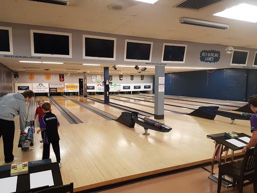 Rev Bowling Lanes Ltd, 454 Reid St, Quesnel, BC V2J 2M6, Canada, Bowling Alley, state British Columbia