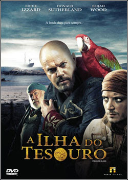 Capa do Filme A Ilha do Tesouro   DVDRip XviD   Dual Áudio + Legenda | Baixar Filme A Ilha do Tesouro   DVDRip XviD   Dual Áudio + Legenda Downloads Grátis
