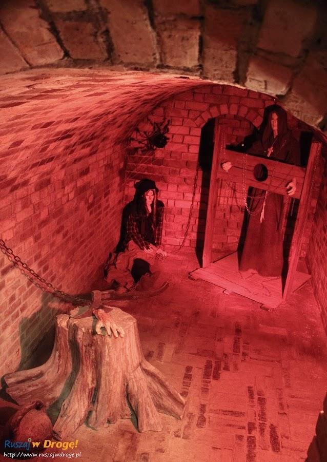 Sandomierz podziemne komnaty