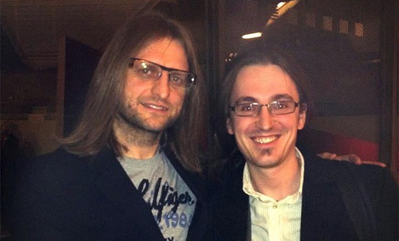 Leszek Możdżer and me