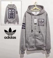 Jaket Adidas Grey