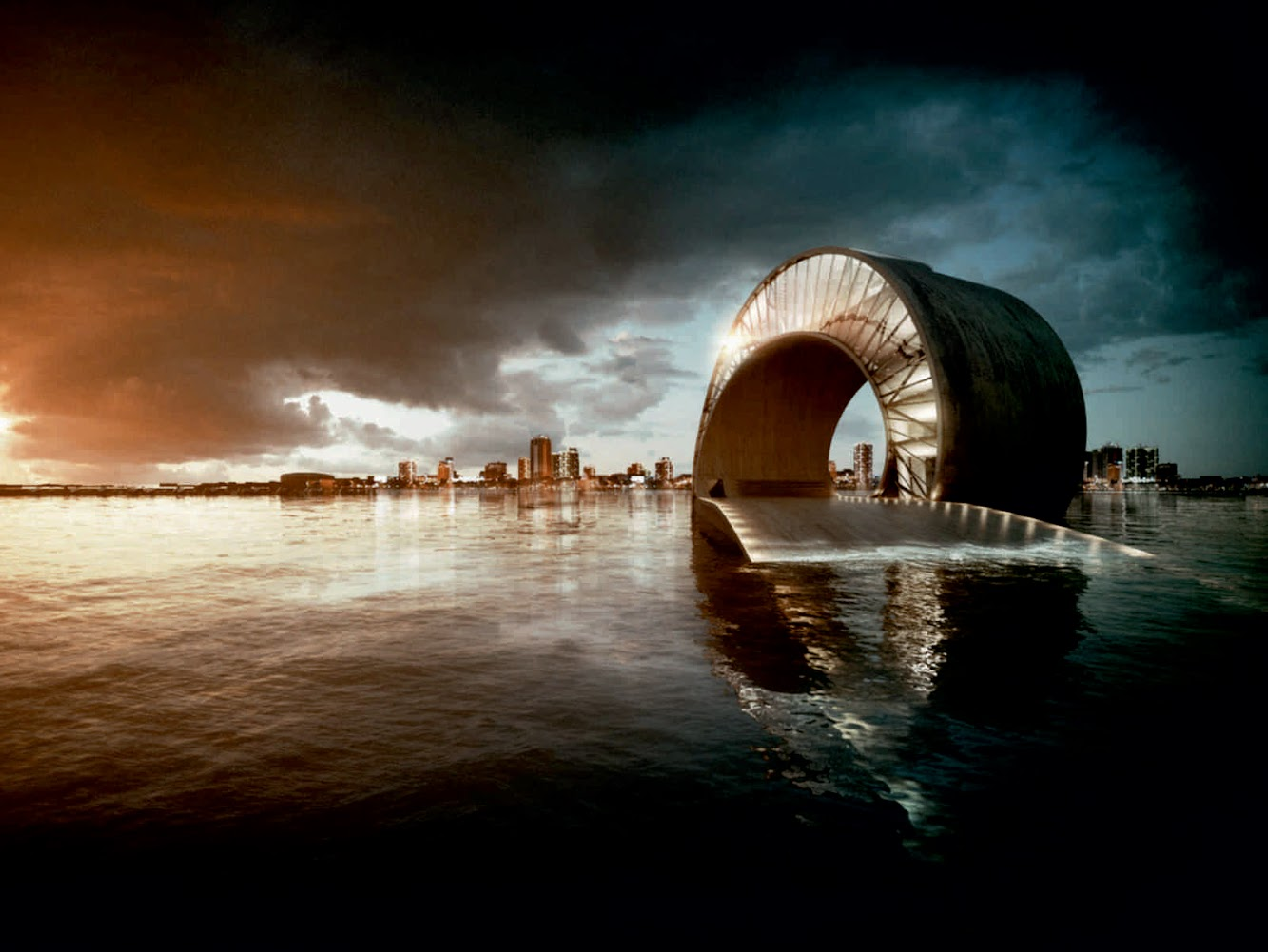 St. Petersburg, Florida, Stati Uniti d'America: ST. Petersburg Pier by Big + Mesh Architecture
