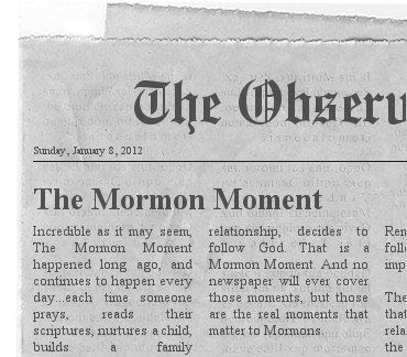mormon moment lds women