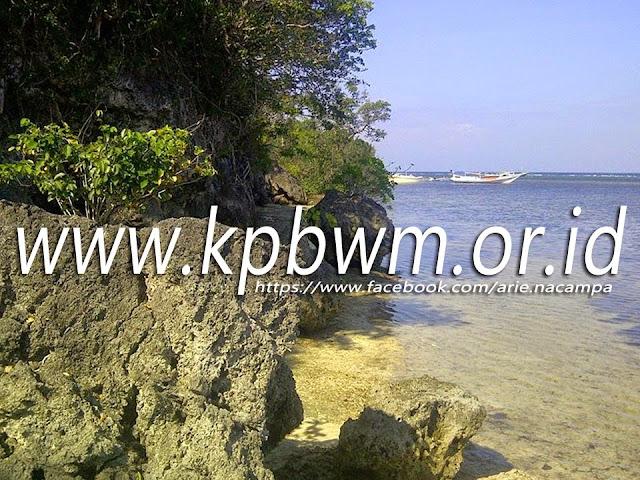 pantai wisata labuang polman